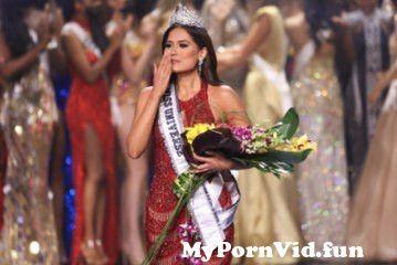 Andrea nackt Meza Miss Universe