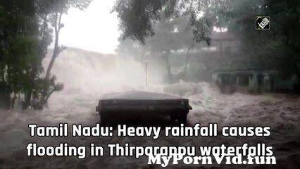 View Full Screen: tamil nadu heavy rainfall causes flooding in thirparappu waterfalls.jpg
