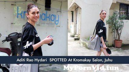 View Full Screen: aditi rao hydari spotted at kromakay salon juhu.jpg