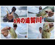 バス釣り ロッドマンTV in遠賀川