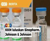 Kementerian Kesihatan (KKM) meluluskan pendaftaran bersyarat vaksin Sinopharm dan Johnson & Johnson untuk kegunaan semasa bencana.<br/><br/>Read More: https://www.freemalaysiatoday.com/category/nation/2021/07/16/sinopharm-jj-vaccines-given-conditional-approval-for-emergency-use/<br/><br/>Laporan Lanjut: https://www.freemalaysiatoday.com/category/bahasa/tempatan/2021/07/16/kkm-lulus-pendaftaran-bersyarat-vaksin-sinopharm-johnson-johnson/<br/><br/>Free Malaysia Today is an independent, bi-lingual news portal with a focus on Malaysian current affairs.<br/><br/>Subscribe to our channel - http://bit.ly/2Qo08ry<br/>------------------------------------------------------------------------------------------------------------------------------------------------------<br/>Check us out at https://www.freemalaysiatoday.com<br/>Follow FMT on Facebook: http://bit.ly/2Rn6xEV<br/>Follow FMT on Dailymotion: https://bit.ly/2WGITHM<br/>Follow FMT on Twitter: http://bit.ly/2OCwH8a <br/>Follow FMT on Instagram: https://bit.ly/2OKJbc6<br/>Follow FMT Lifestyle on Instagram: https://bit.ly/39dBDbe<br/>Follow FMT Ohsem on Instagram: https://bit.ly/32KIasG<br/>Follow FMT Telegram - https://bit.ly/2VUfOrv<br/>------------------------------------------------------------------------------------------------------------------------------------------------------<br/>Download FMT News App:<br/>Google Play – http://bit.ly/2YSuV46<br/>App Store – https://apple.co/2HNH7gZ<br/>Huawei AppGallery - https://bit.ly/2D2OpNP<br/><br/>#FMTNews #vaksin #kkm
