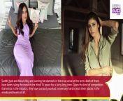Check out Surbhi Jyoti and Mouni Roy's super hot photos