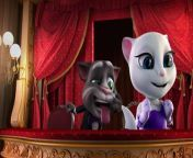 Watch all eight Talking Tom Shorts, guest starring Talking Angela!<br/><br/>Subscribe to my YouTube channel:https://www.youtube.com/user/TalkingTomCat?sub_confirmation=1<br/><br/>Check out Talking Tom & Friends YouTube channel: https://www.youtube.com/user/TalkingFriends<br/>Visit Talking Angela's YouTube channel: https://www.youtube.com/user/TalkingAngelaCat<br/>Don't miss out on Talking Ginger YouTube channel: https://www.youtube.com/user/TalkingGingerTM<br/><br/>Talking Tom WWW: http://talkingtom.com <br/>Talking Tom FB: https://www.facebook.com/TalkingTom <br/>Talking Tom TW: https://twitter.com/TalkingTomCat <br/><br/>Check out Talking Tom & Friends WWW: http://talkingtomandfriends.com/<br/><br/>Talking Tom & Friends Shop: http://talkingfriends.com/<br/>Outfit7 Limited: http://outfit7.com/