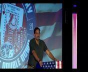 Jim Caviezelat Patriot Double Down event, stating \