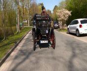 Die Benz Victoria ist 127 Jahre alt und läuft immer noch. Das älteste Fahrzeug auf Deutschland Straßen muss auch alle 2 Jahre zur technischen Überprüfung. Schafft sie es auch diesmal? REV ist hautnah dabei.