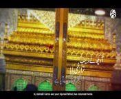 Zainab Tera Zakhmi Baba - Mir Hasan Mir - Nohay 2021 - 21 Ramzan Noha 2021 - Moula Ali Noha 2021