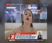 Todo-ensayo na ang Fil-Am figure skater na si Sofia Frank para tuparin ang kanyang childhood dream na ibandera ang Pilipinas sa Winter Olympics sa 2022.<br/>Baon niya sa bawat ensayo ang mahalagang aral na itinuro sa kanya ng ina.<br/>Maki-Timeout muna tayo kay Chino Trinidad.<br/><br/>24 Oras is GMA Network's flagship newscast, anchored by Mike Enriquez, Mel Tiangco and Vicky Morales. It airs on GMA-7 Mondays to Fridays at 6:30 PM (PHL Time) and on weekends at 6:00 PM. For more videos from 24 Oras, visit http://www.gmanews.tv/24oras.