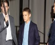 Romeo Beckham, the son of former England captain David Beckham, has signed his first professional football contract for American side Fort Lauderdale, the sister team of his father's co-owned club Inter Miami.
