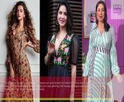 Learn the sexy A-line dress style from Deepika Padukone, Sunny Leone and Kareena Kapoor